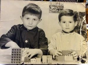 Mon frère et moi : c'est là que j'ai appris à apprécier les Lego