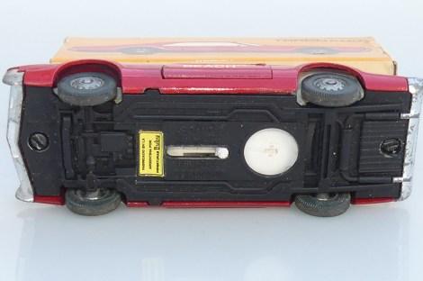 Solido Buby Oldsmobile Toronado avec étiquette