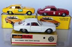 Solido Buby Alfa Romeo 2600 Bertone