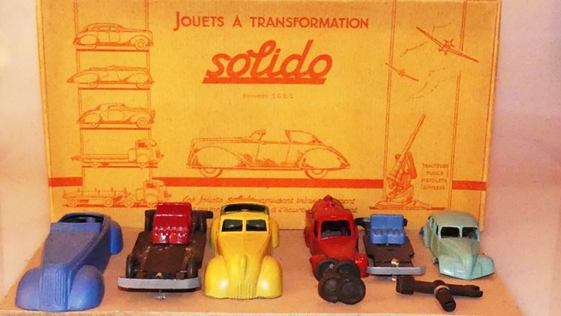 Solido coffret Concours 4 1942