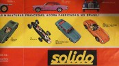 Solido Brosol catalogue avec Alfa Romeo 2600