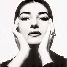 Maria Callas la Diva !
