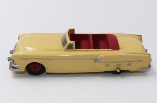 Dinky Toys prototype bois de la Packard cabriolet