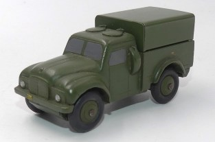 Dinky Toys prototype bois du Humber 1 tonne militaire