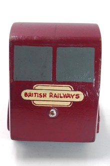 "Dinky Toys prototype bois du Hindle Smart ""British railways"""