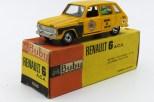 "Buby Renault 6 IKA ""ACA"" voiture de patrouille"