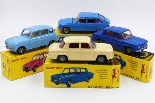 Dinky Toys Poch ensemble de Renault