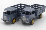 Dinky toys France Ford camion ridelles ajourées (variantes)