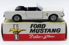 Dalia Tekno Ford Mustang