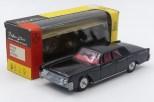 Tekno Dalia Lincoln Continental avec rare boîte vitrine et la référence 829(jantes en acier chromé)