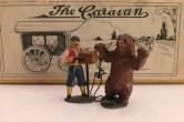 "Charbens ""le montreur d'ours """