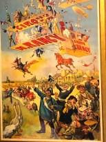 "affiche cirque ""Drancy"""