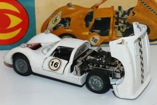 Mebetoys Porsche Carrera 10 1/43