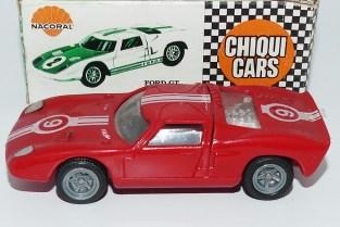 Nacoral (Espagne) Ford GT40 1/43