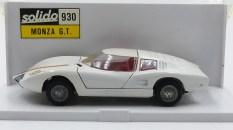 Tekno boîte Solido ! Chevrolet Monza