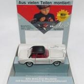 Tekno boîte de montage Walco marché allemand ! un vrai casse tête !