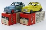 "Tekno Ford Fordor ""cab"" (taxi) boîte exportation USA"