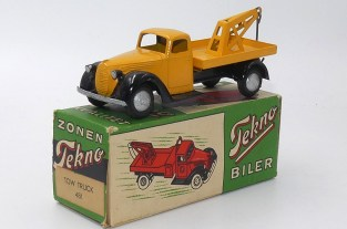 Tekno Ford V8 boîte exportation USA