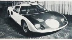 Ford GT 40 (présentation) photo qui aurait pu inspiré Jean Blanche