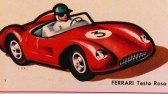 catalogue Solido : Ferrari Testa Rosa de Jean Blanche