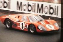Ford MK IV Le mans 1967 : photo qui aurait bien pu inspiré Jean Blanche