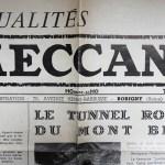 """Actualités Meccano: la réunion du club """"BB Lorrain"""" du 15 Octobre 1962"""