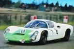 Porsche 907 (carte postale)