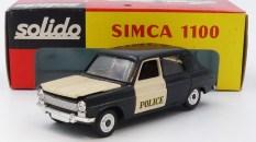 Solido Simca 1100 police (prototype)