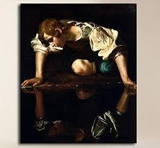 Le Caravage Narcisse