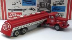 "Tekno Scania 110 semi citerne""Dansk Andels Kulforretning"""