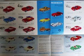 Märklin catalogue avec modèles de chez Mercury ! cohabitation peu évidente !