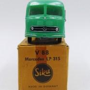 Siku Mercedes LP315 ridelles
