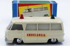 Rico DKW 1000 fourgon ambulancia