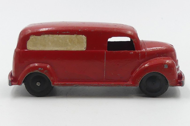 Danemark Dodge fourgon ambulance