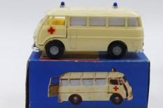 Politoys Romeo 2 ambulance (Italie)
