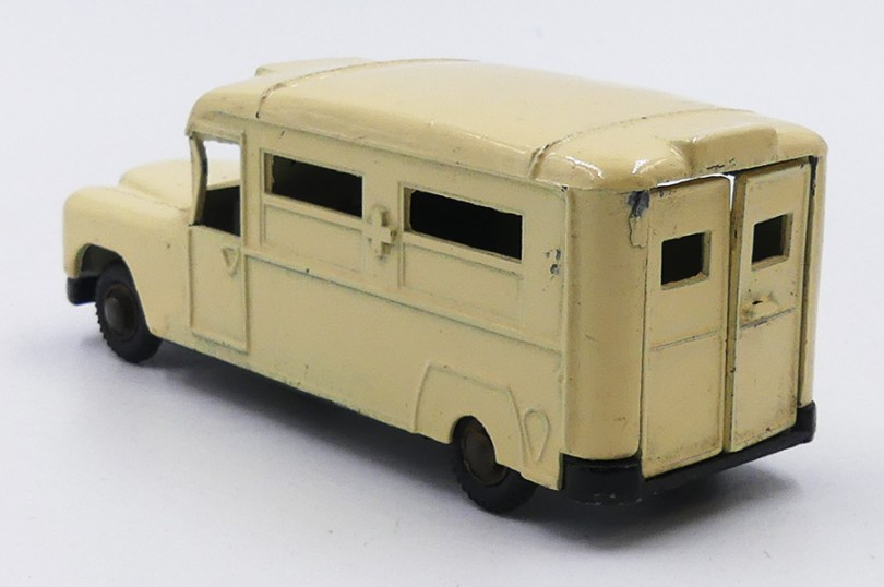 Zebra Toys Daimler ambulance