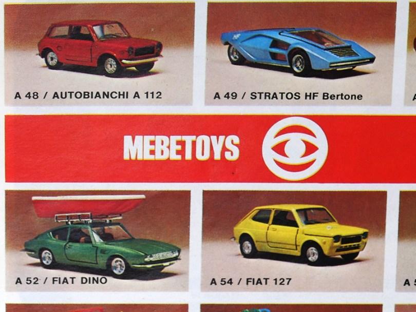 Catalogue Solido avec Mebetoys