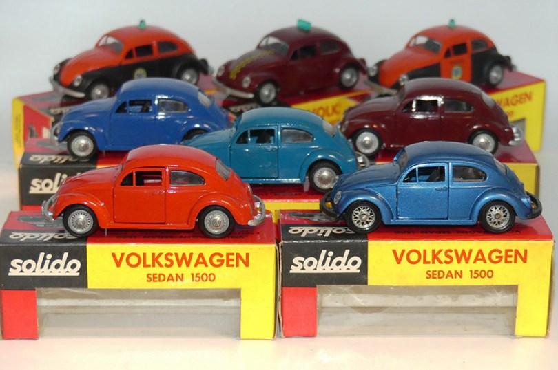 Solido brosol Volkswagen 1500