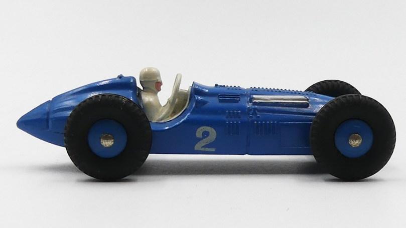 Dinky Toys France Talbot Lago 4,5L avec numéro au tampon