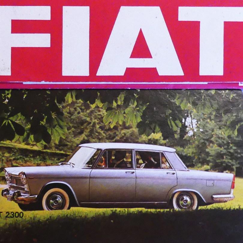 catalogue Fiat 1800