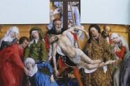 Rogier Van der Weyden la descente de croix