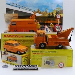 Dinky Toys la série autoroutes