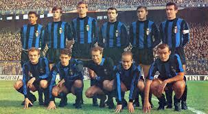 L'équipe de l'Inter de Milan 1966-1967