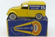 """JRD Citroën 2cv camionnette """"Renfort Nylon"""""""