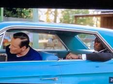 "Frank Vallelonga ""Tony"" le chauffeur du virtuose Dr Shirley dans le film Green book"