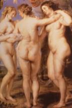 Peter Paul Rubens Les trois Grâces 1636