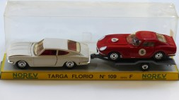 Norev coffret Targa Florio avec Ferarri 275GTB