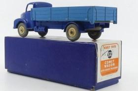 Dinky Toys Leyland Comet ridelles (jantes crème)