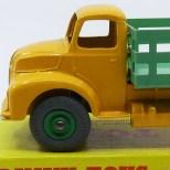 Dinky Toys Leyland Comet avec ridelles ajourées (couleur rare)