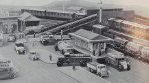 catalogue Dinky Toys d'avant guerre avec les camions de la série 25